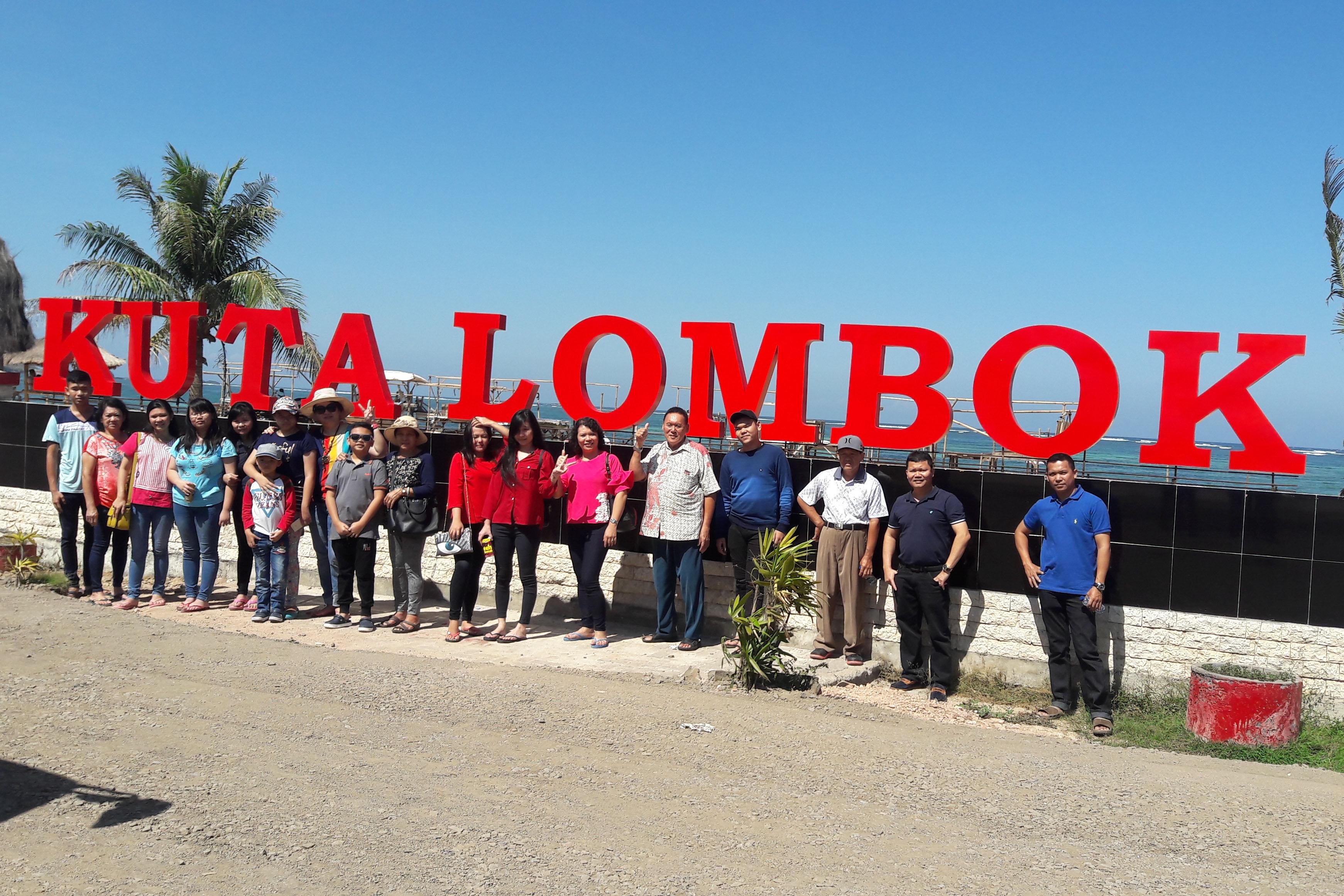 Paket Wisata Lombok 5H/4M