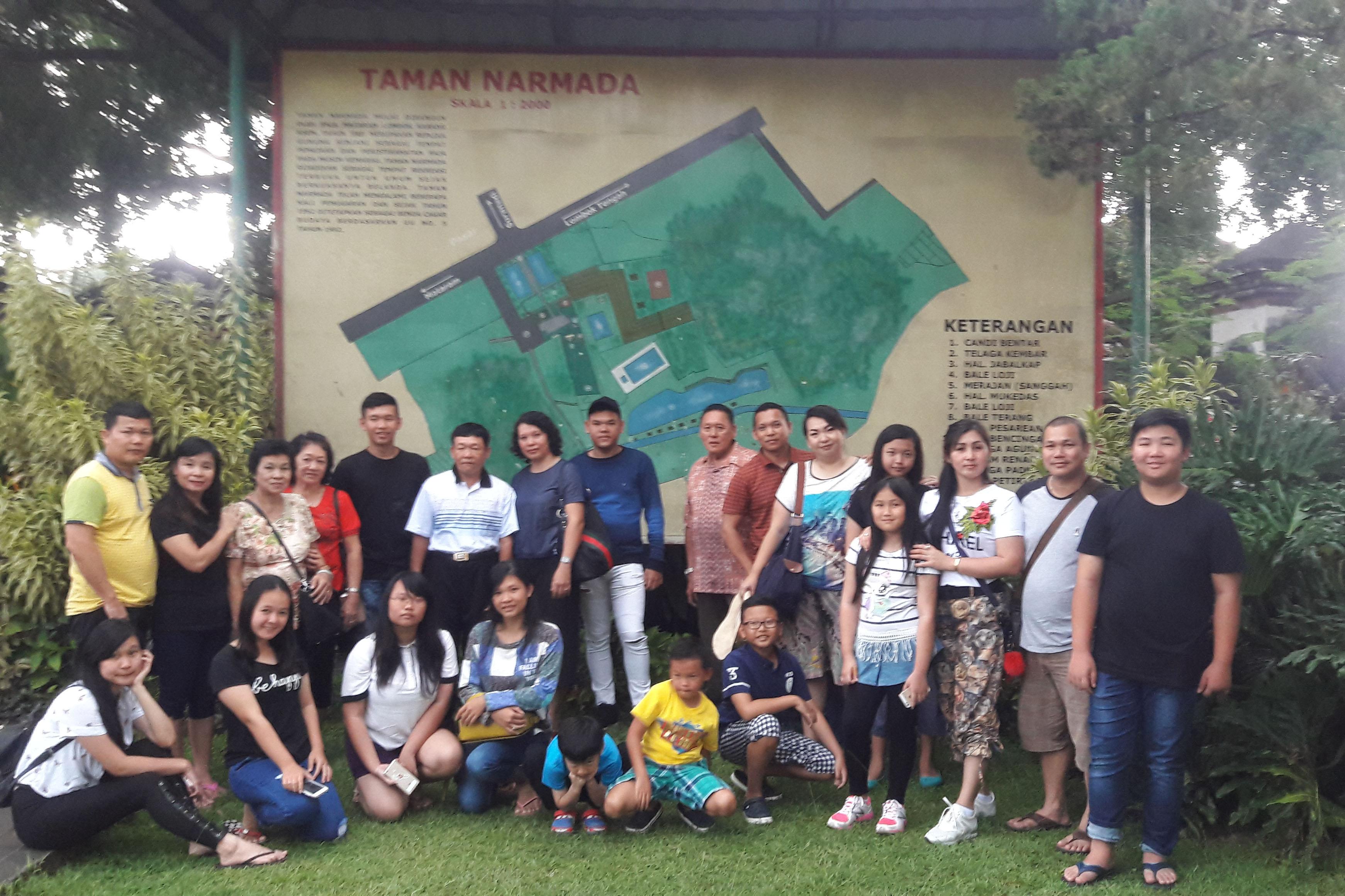 Paket Tour Lombok 5H/4M
