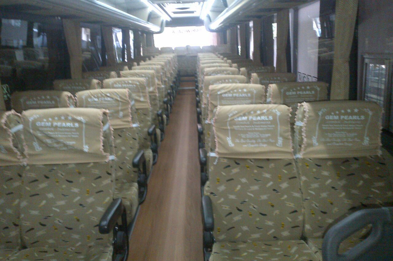 Daftar Harga Sewa Bus Lombok